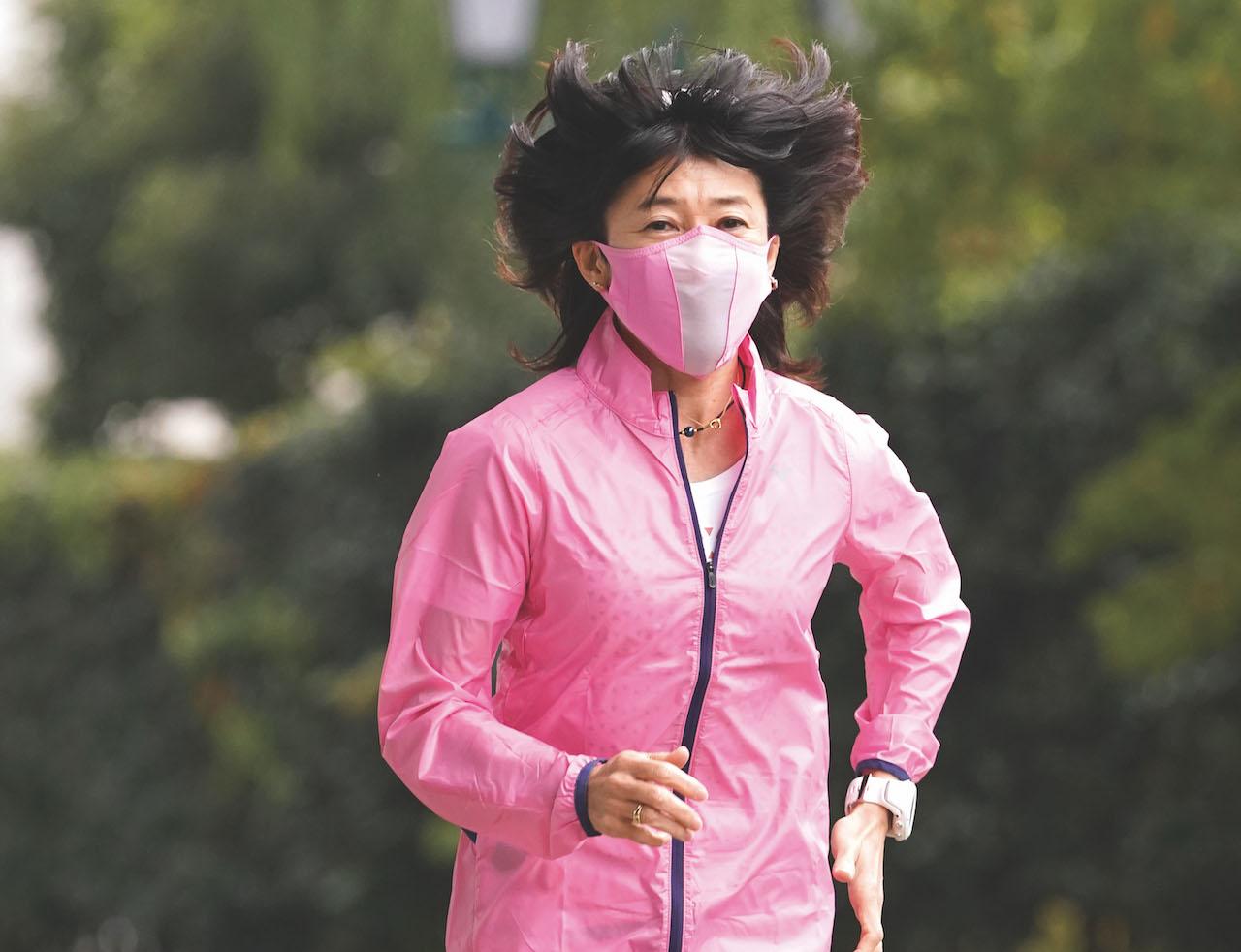 マスク 息 し やすい