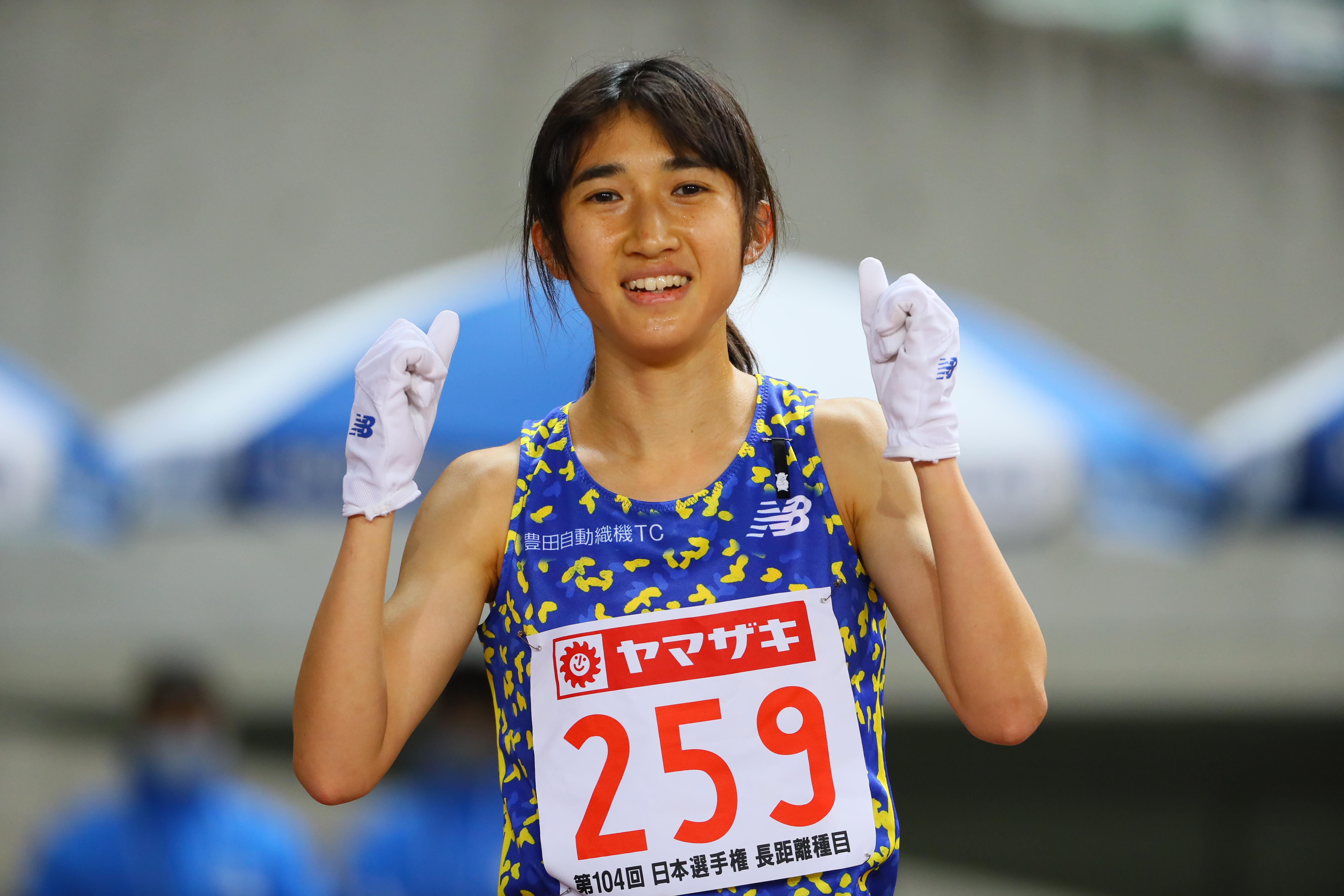 陸上】東京五輪女子5000m代表、田中希実が抱えていた選考会までの葛藤 ...