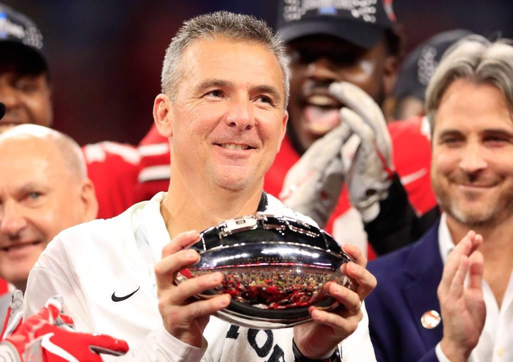 NFLジャガーズのHCに就任したアーバン・マイヤー。カレッジフットボールで全米優勝3回の実績を持つ=photo by Getty Images