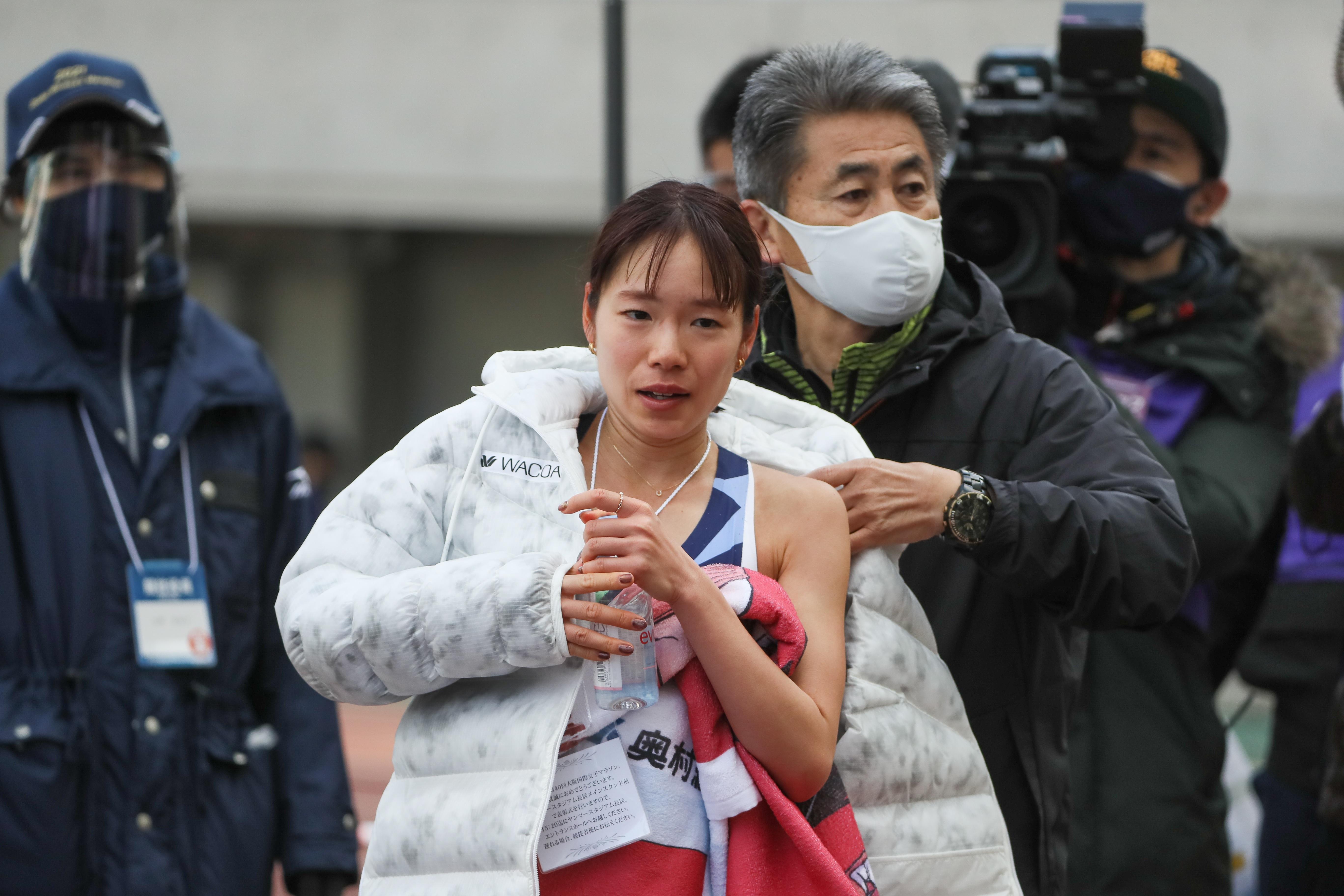 記録 日本 女子 マラソン
