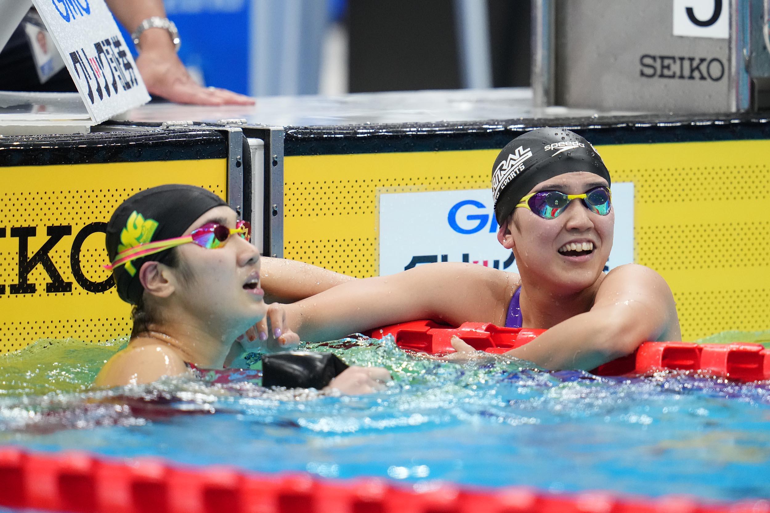 水泳 連盟 リザルト 日本