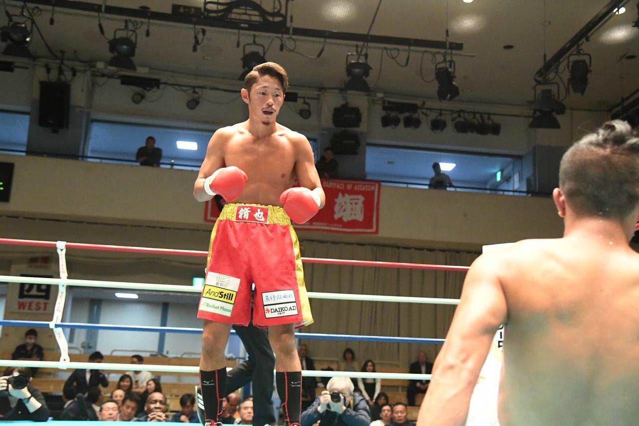 【ボクシング】昼の帝拳オール8回戦興行メインの正木脩也はKOで初王座へ気勢