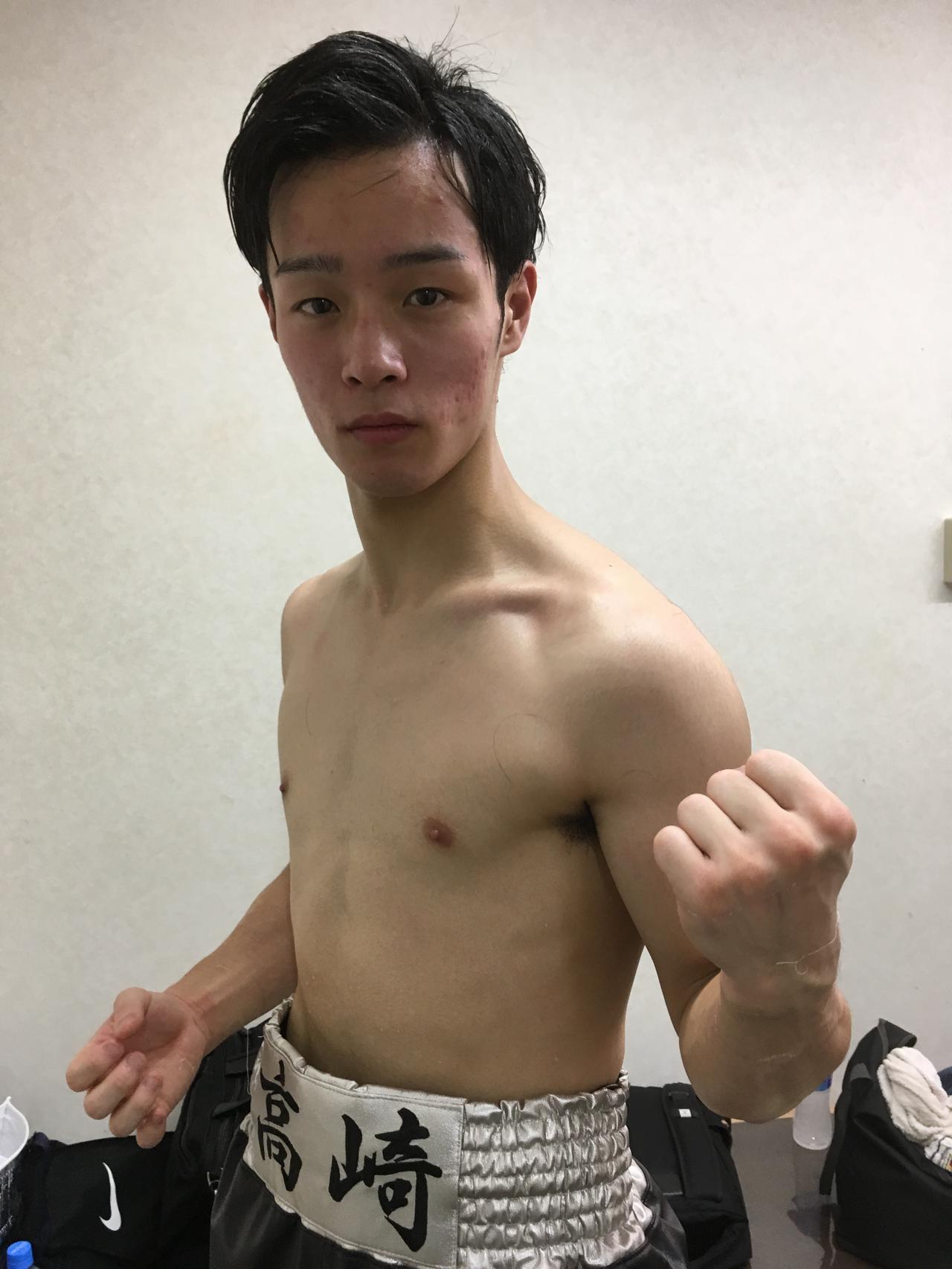 ボクシング】東日本新人王準々決勝 竹田梓が5連続KO勝ちで4強入り ...