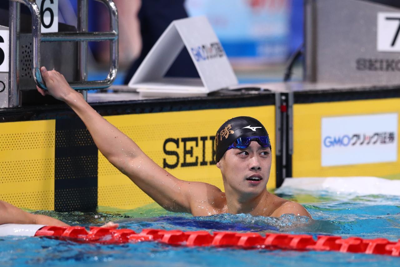 ジャパン オープン 競泳
