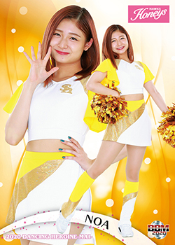 舞13 NOA(Honeys)